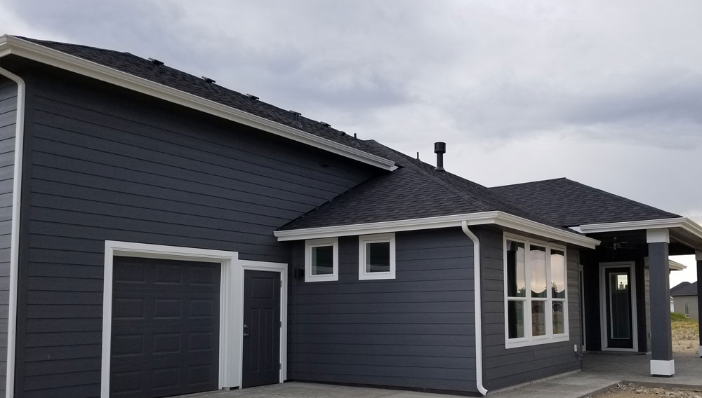 Fiber Cement Siding Installation, Nampa Idaho