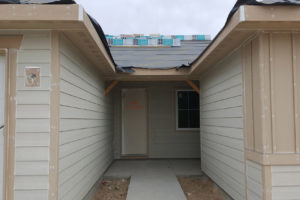 Residential home siding in Nampa Idaho